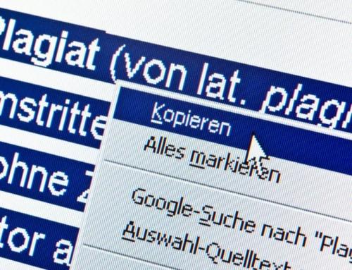 """Article in the Newspaper """"Die Welt"""""""